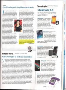 Jontom su SETTE - Corriere della Sera - 27.12.13