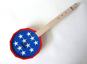 Kids banjo