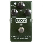 Dunlop MXR Carbon Copy Delay