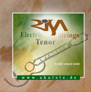 Corde ukulele elettrico STRISAST-T RISA