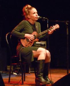 Shelley O'Brien @ YOUkulele Festival 201