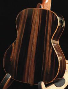 Palissandro brasiliano - Lichty Guitars
