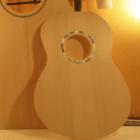 Tavola per ukulele Tenor in Abete Val di Fiemme - fvguitars