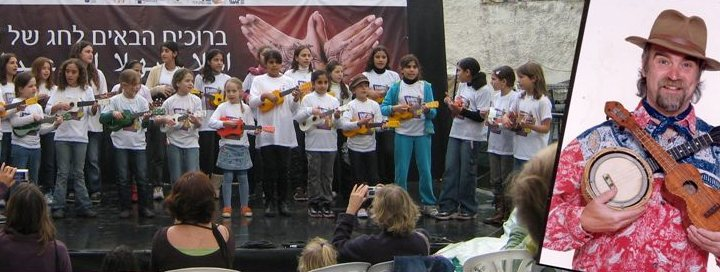 Ukuleles for Peace